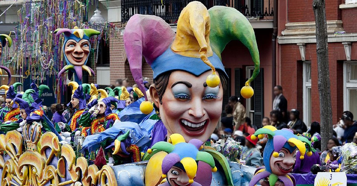 Charter bus rentals New Orleans Louisiana