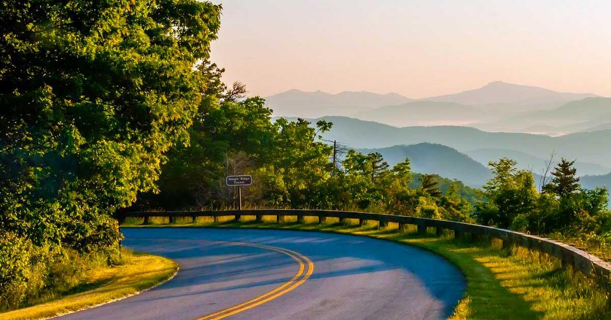 Charter bus rentals Asheville North Carolina