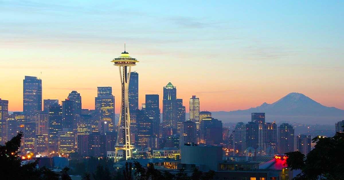 Charter bus rentals Seattle Washington