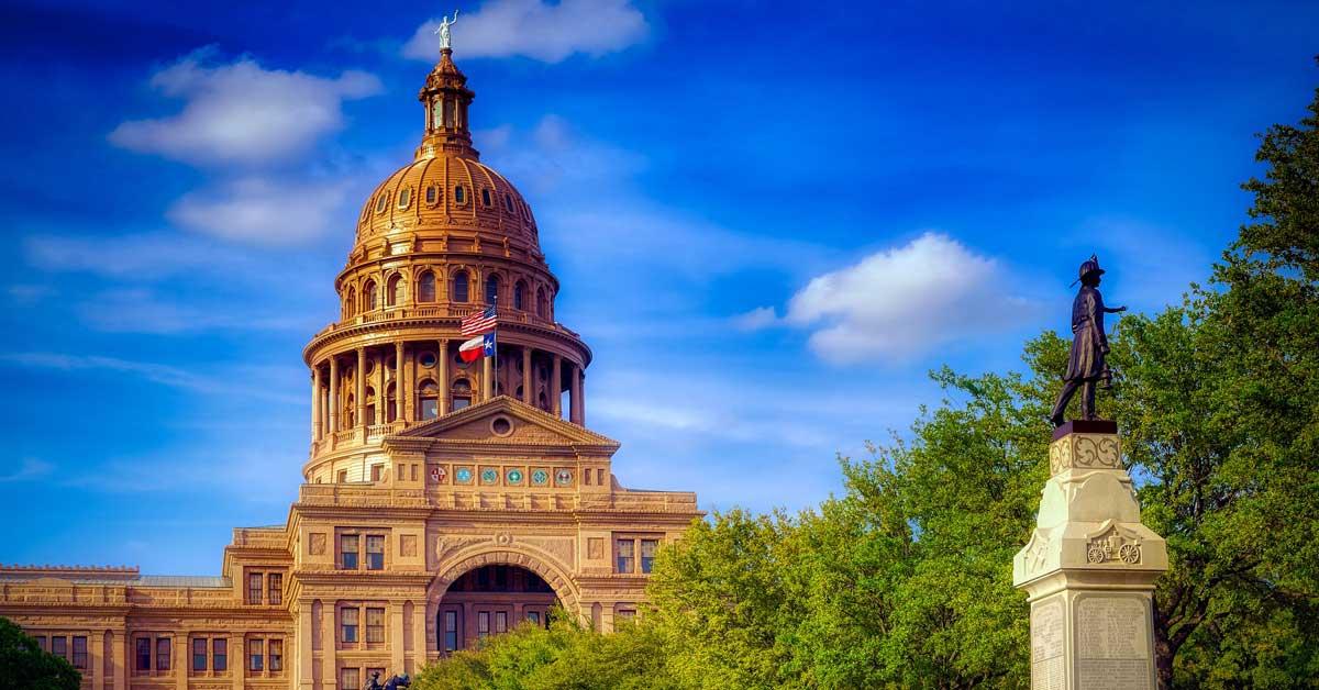 Charter bus rentals Austin Texas