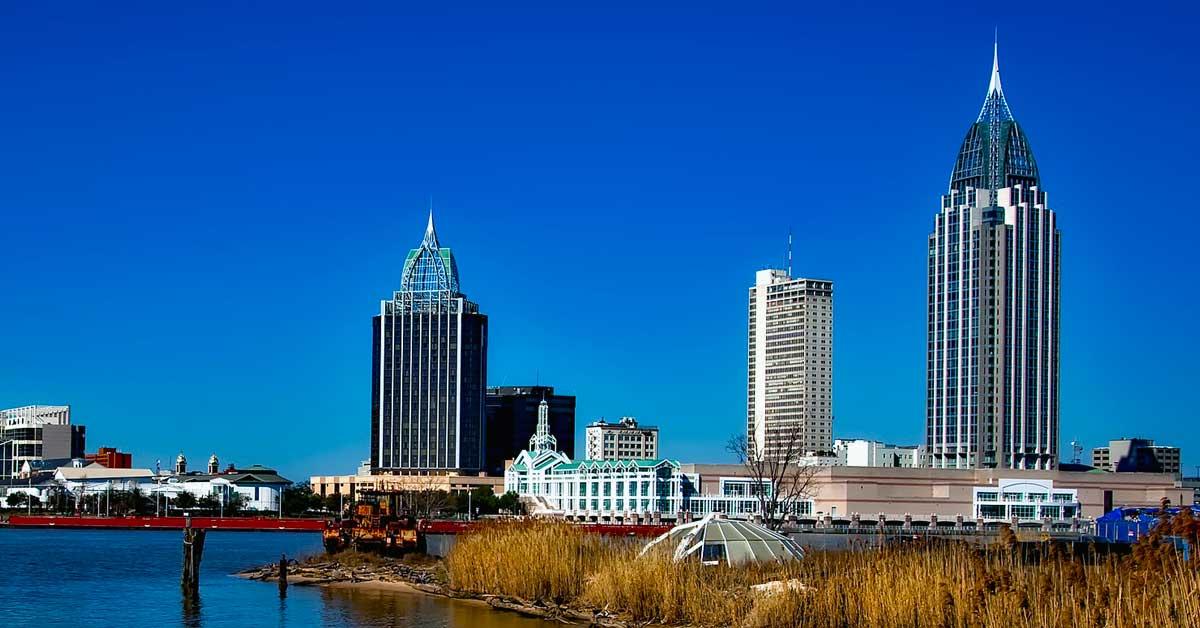 Charter bus rentals Mobile Alabama