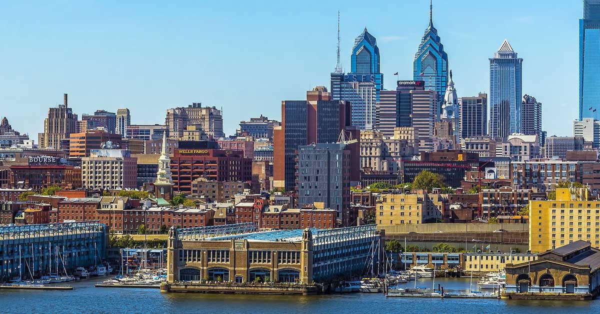 Charter bus rentals Philadelphia Pennsylvania