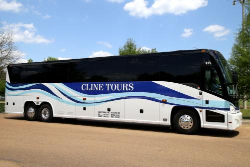 Bus Companies Cline Tours Inc Charter Bus And Bus