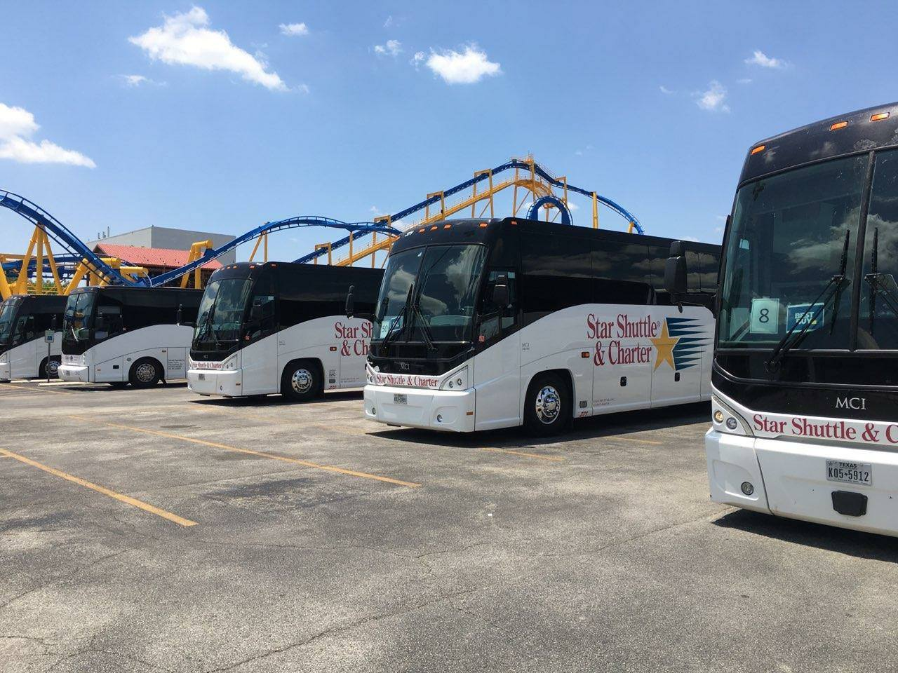 Bus Companies - Star Shuttle & Charter - Charter Bus and Bus