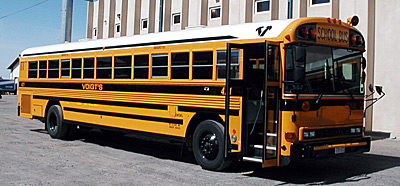 School Bus Rental Services - Voigt\'s Motorcoach Travel