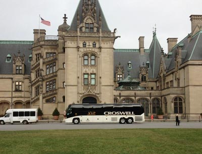 Bus Tours - Croswell VIP Motorcoach Services
