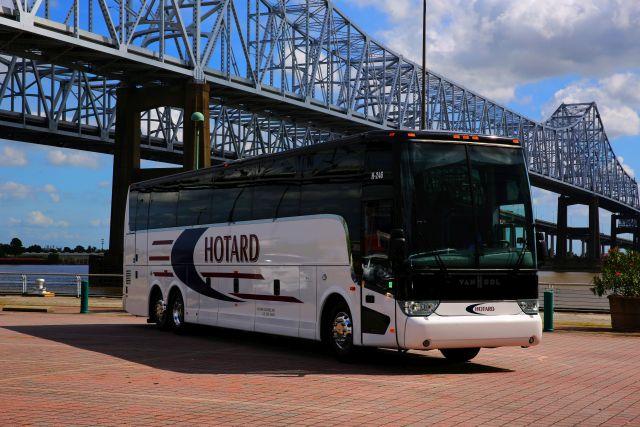 Bus Companies Hotard Coaches Charter Bus And Bus Rental New Orleans La Hammond La Lake Charles La Houma La Gulfport Ms Hattiesburg Ms Mobile Al