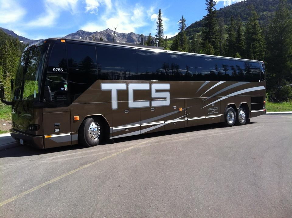 Tour Bus Rental Los Angeles Ca