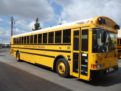 School Bus Rental Services - Transportation Charter Services, Inc