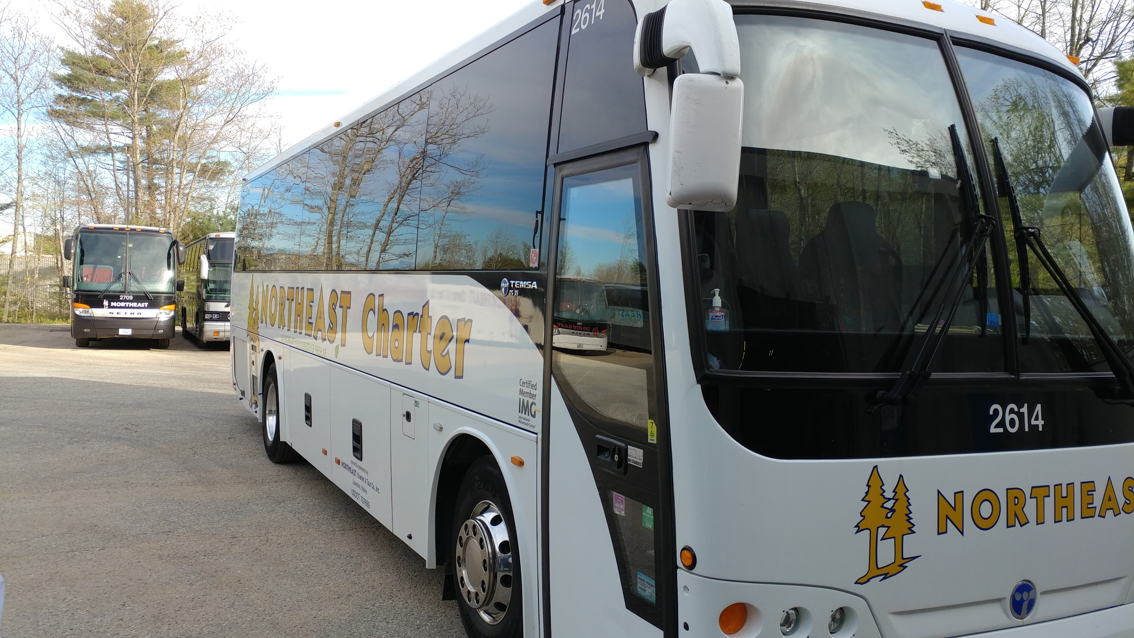 Motor Coach Buses For Sale