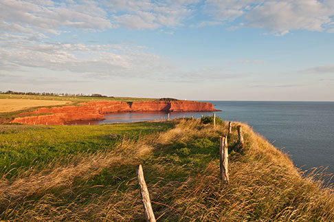 prince edward island red cliffs