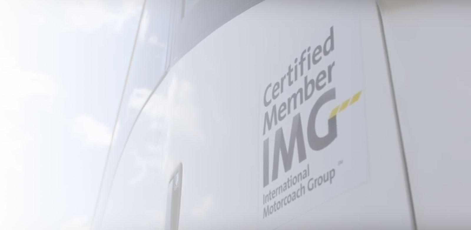 Hire a Certified Motorcoach